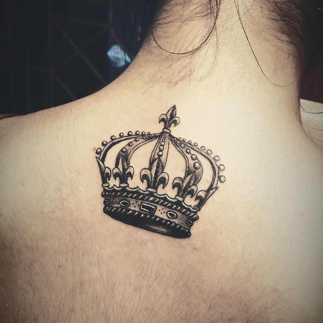"""""""Crown #tattoo #crown #for #girls #queen #passion"""