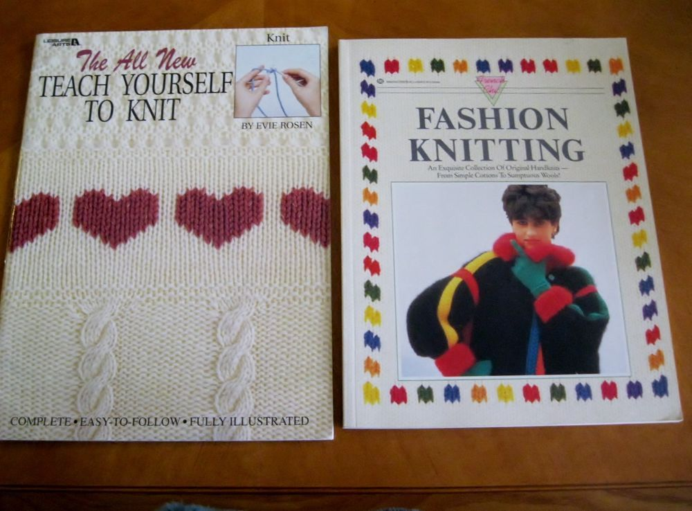 French Chic: Fashion Knitting Teach yourself to knit complete easy to follow