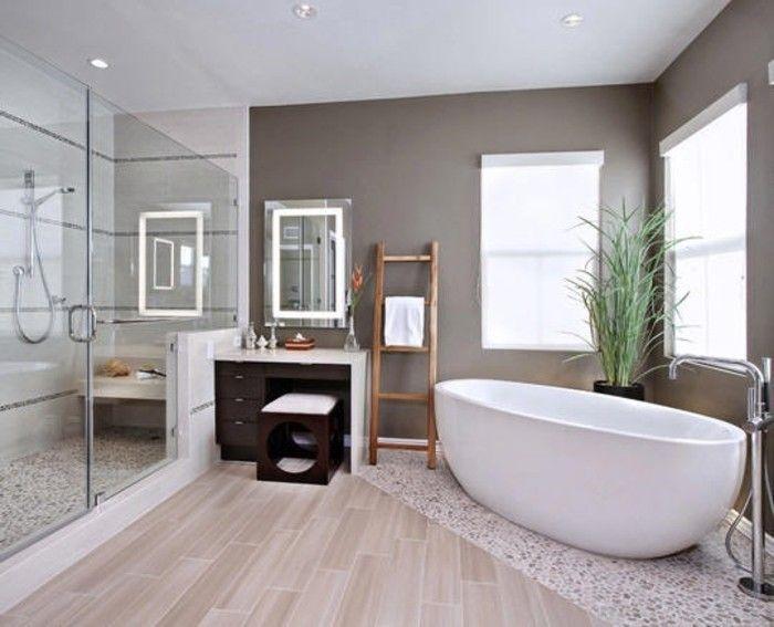 deco salle de bain rose beautiful salle de bain fushia marron avec ...