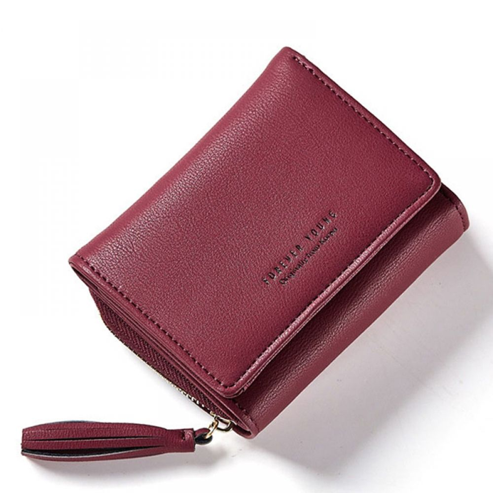 Classy Compact Leather Wallet For Women Wallets For Women Clutch Wallet Leather Wallet