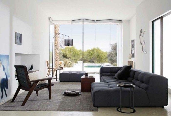 ▷ 1001+ Ideen für Wohnzimmer einrichten - Tipps und Bildideen - wohnzimmer modern einrichten tipps