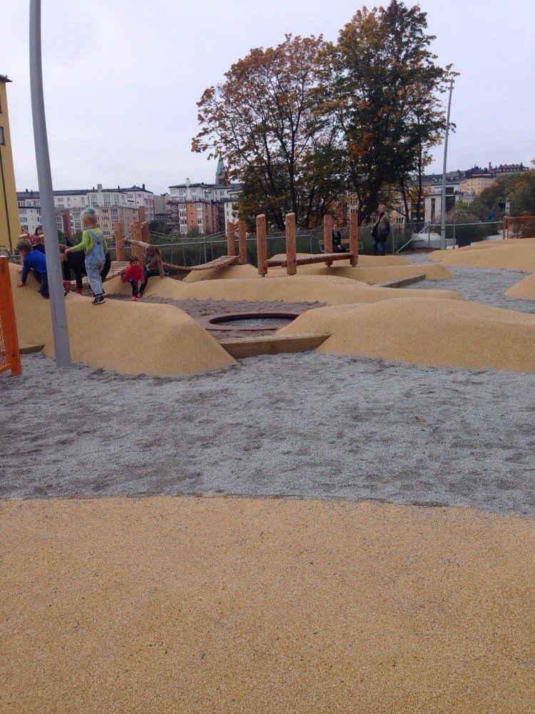 Anders Franzéns park - Stockholm, Sverige