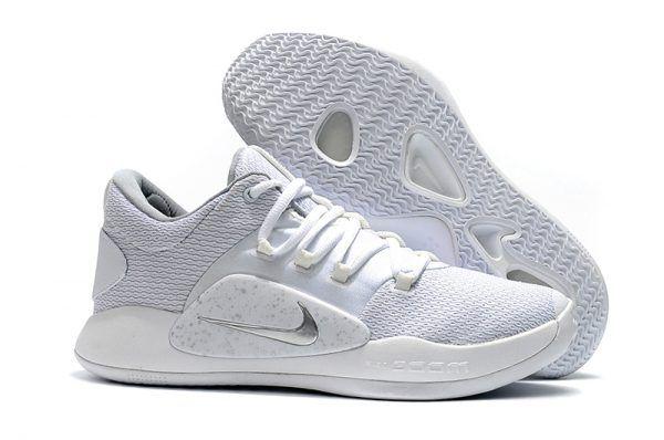 720e9b2cb57c 2018 Nike Hyperdunk X Low EP White Pure Platinum AR0465-100 in 2019 ...