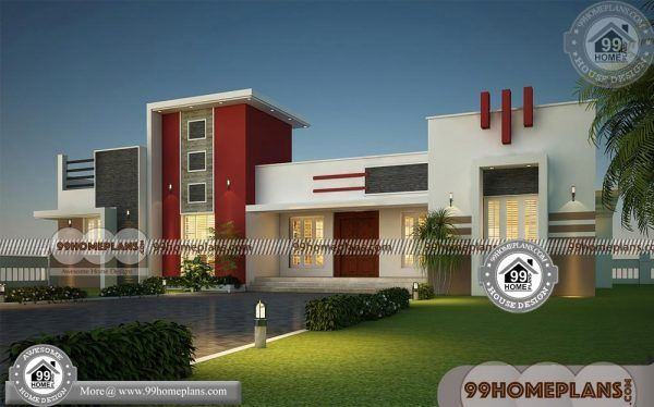 Front Design Of House In India Single Story Valoblogicom