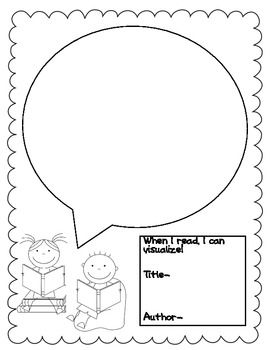 Reading Comprehension Graphic Organizers and Mini Posters