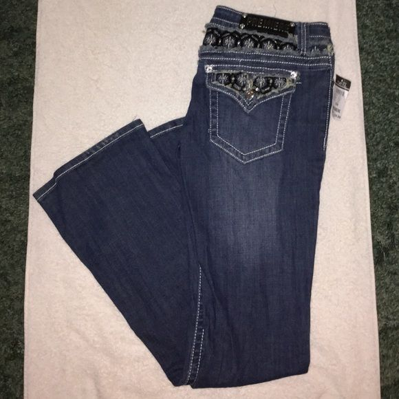 5/6 regular boot cut jeans. Brand new with tags. 5/6 regular boot cut jeans. Brand new with tags. They run bigger than a 5/6. Premiere Jeans Boot Cut