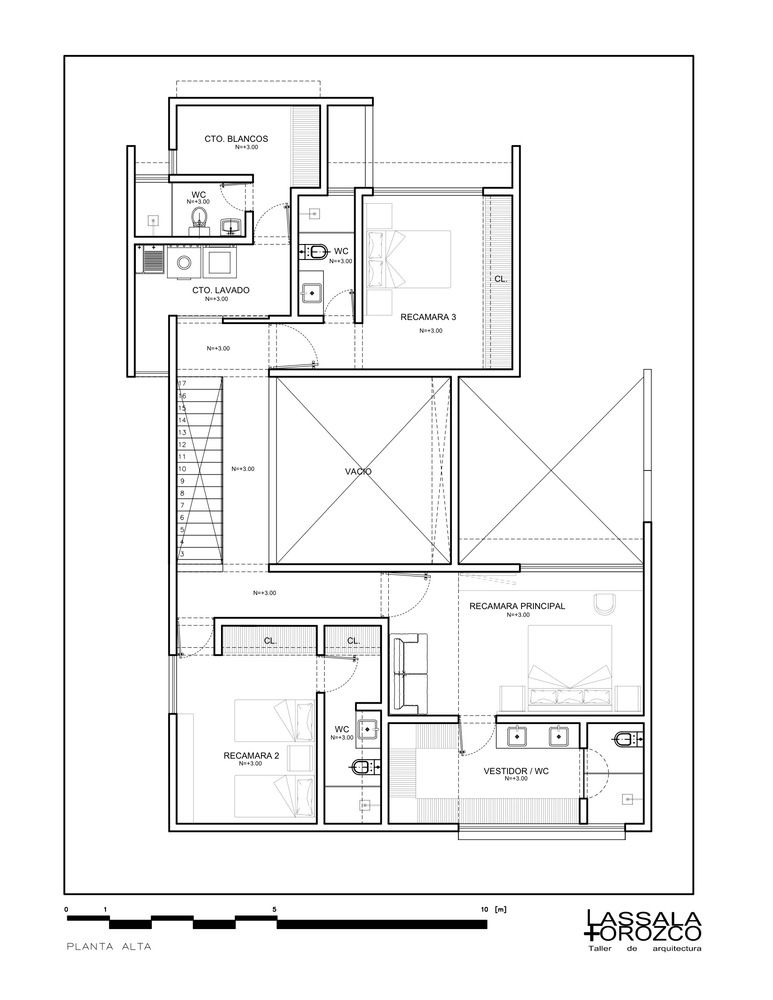 Galería De Casa Domus Tuam Lassala Orozco Arquitectos 15 Domus Floor Plans Contemporary House Plans
