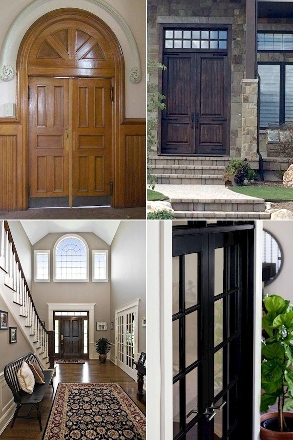 Interior Wood Doors Prehung Interior French Doors With