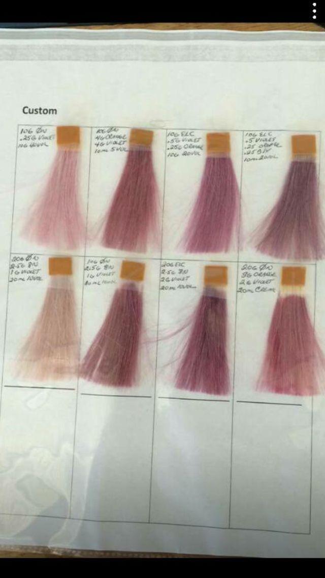 Pin By Katy Magill On Formulas Aveda Hair Color Aveda