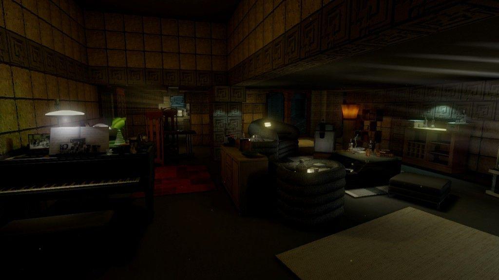 A Virtual Tour Inside Deckard S Apartment Blade Runner 9732 Philipk