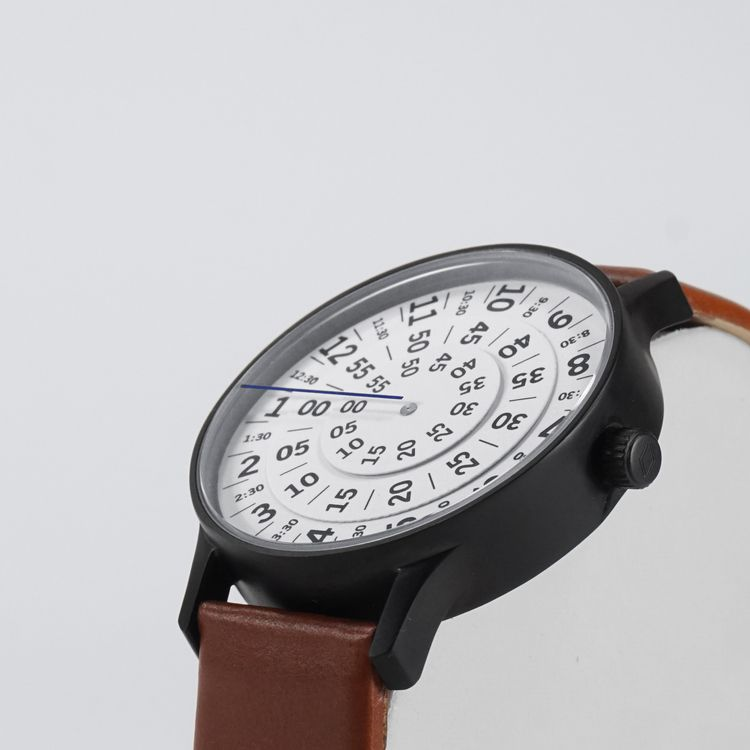 LTHR T1 Watch - Coal/Alabaster - Gifts for Guys - Gift Ideas for Men - Gifts for Him