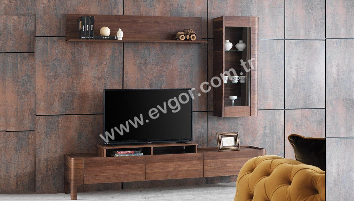 Modern yeni tv unite modelleri 7 - Tamara K Tv Nitesi
