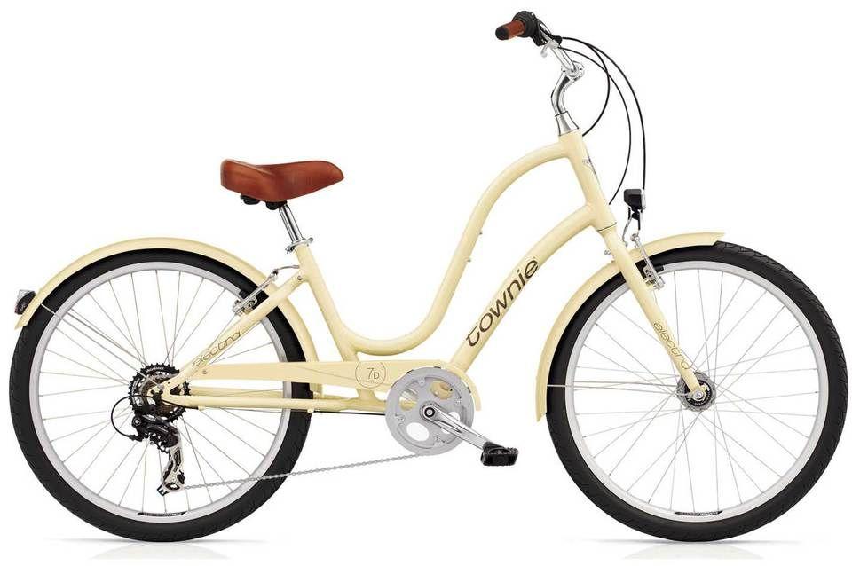 Electra Townie Original 7D EQ 2018 Womens Hybrid Bike