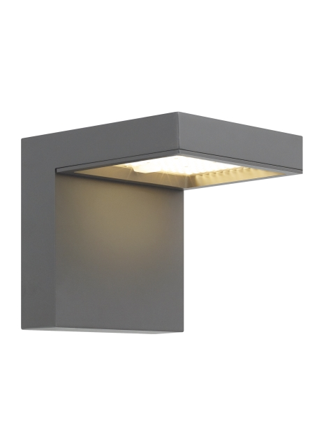 Clean Unencumbered Modern Design And Outstanding Light Performance Distinguishes Taag High Output Led Wall In 2020 Outdoor Light Fixtures Tech Lighting Outdoor Walls