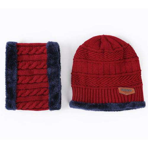 da586aa3fb5db DeRuiLaDy Winter Hats for Women Men Knitted Beanie Hat Cap for Girls Wool Hat  Female and Male Skullies Couples Stocking Hats