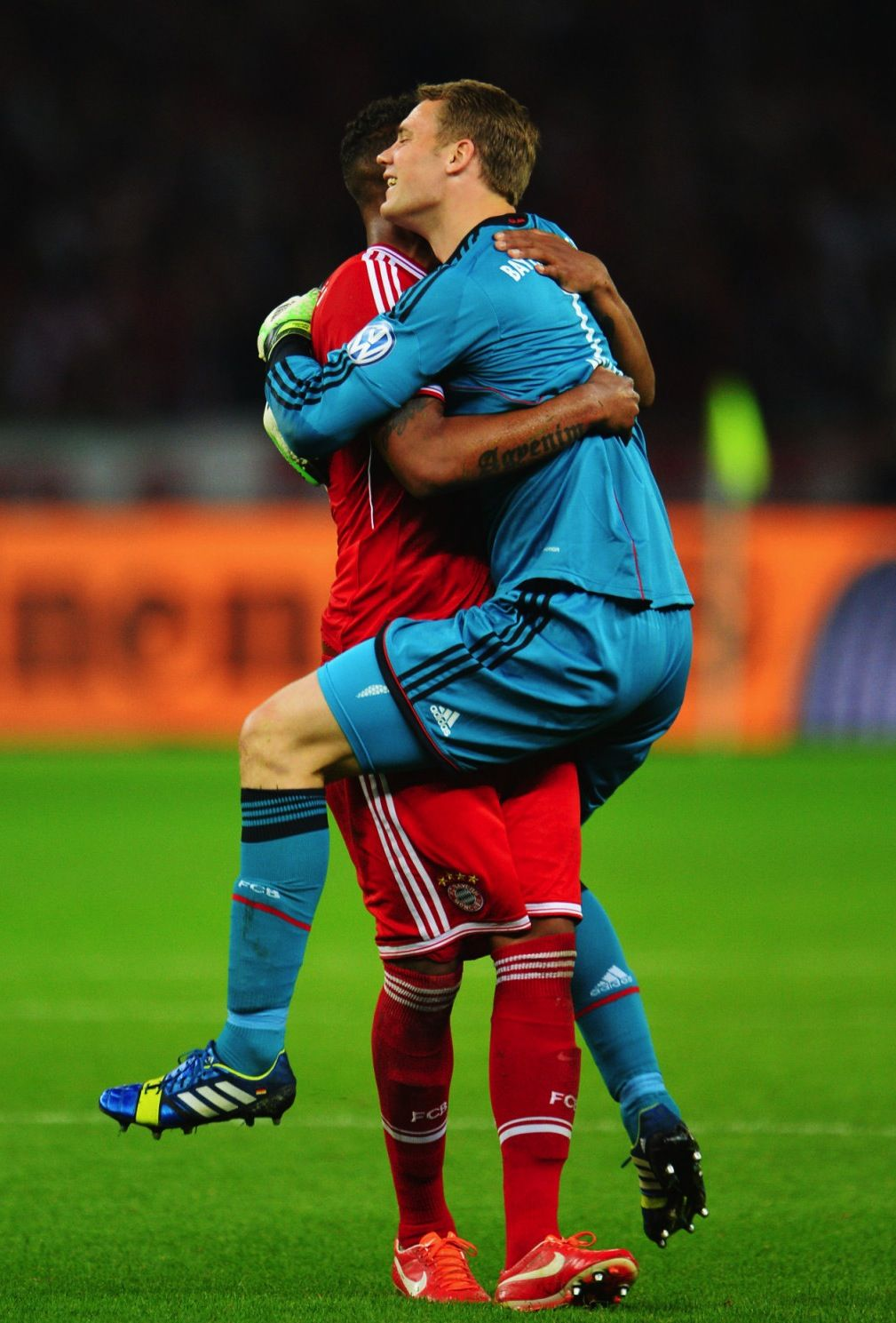 Jerome Boateng Manuel Neuer