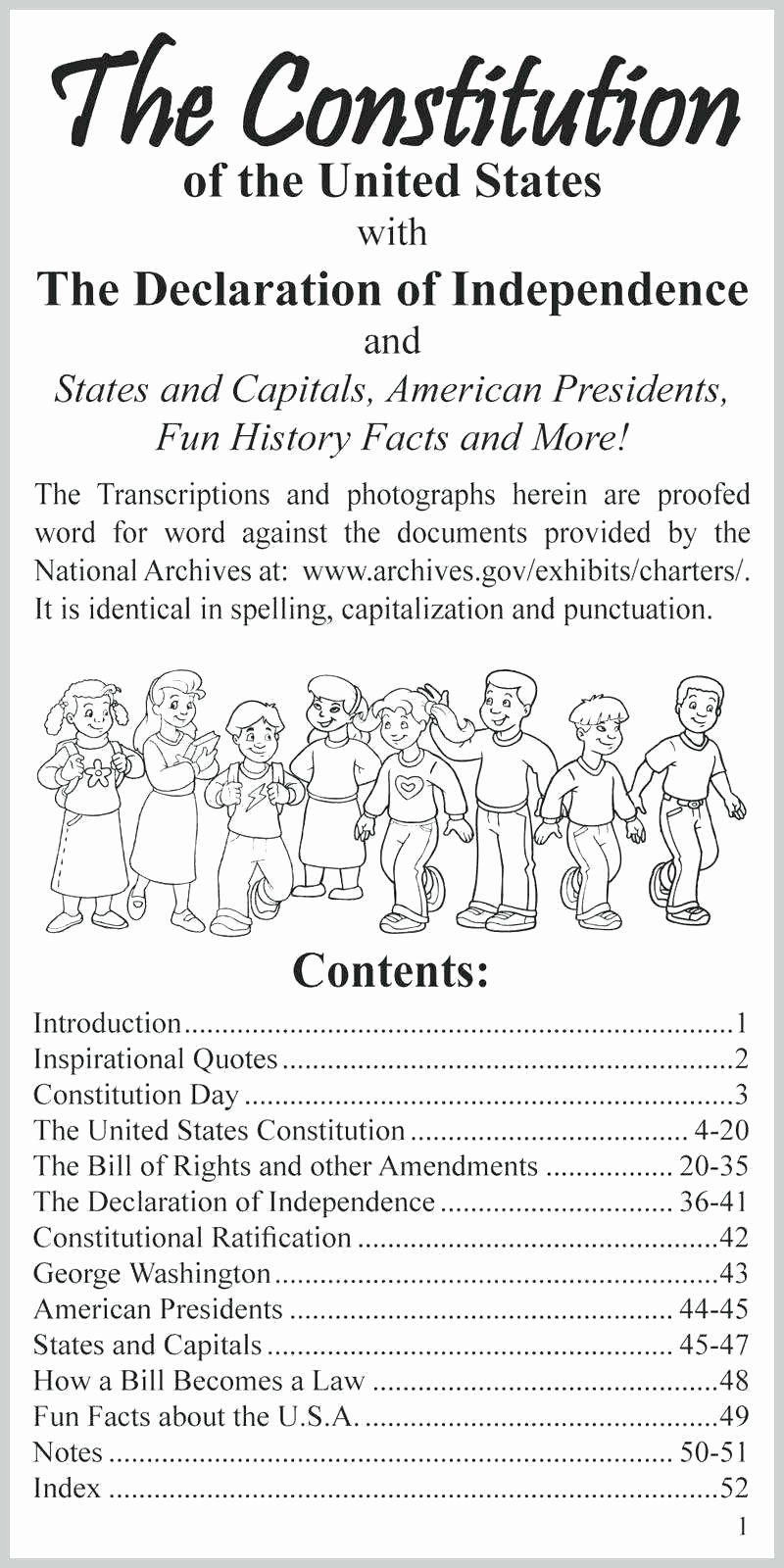 American History Coloring Book Awesome Of Bill Rights Coloring Pages Sabadaphnecottage In 2020 Coloring Books Coloring Pages Coloring Book App