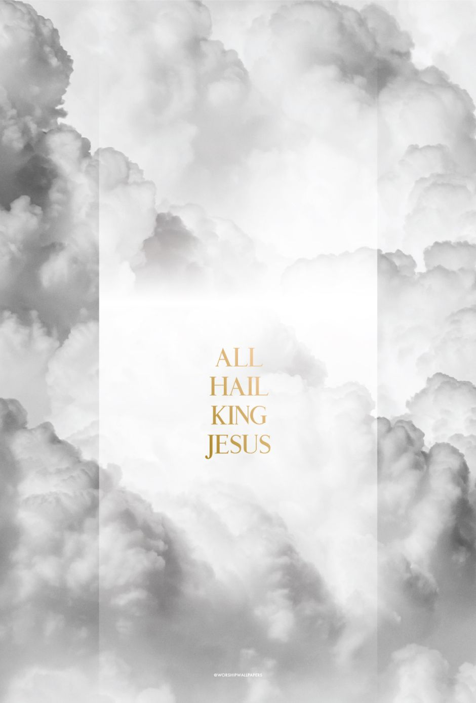 All Hail King Jesus By Upper Room Music Phone Screen Format Facebook Www Facebook Com Worshipwallpapers I King Jesus Worship Wallpaper Worship Lyrics