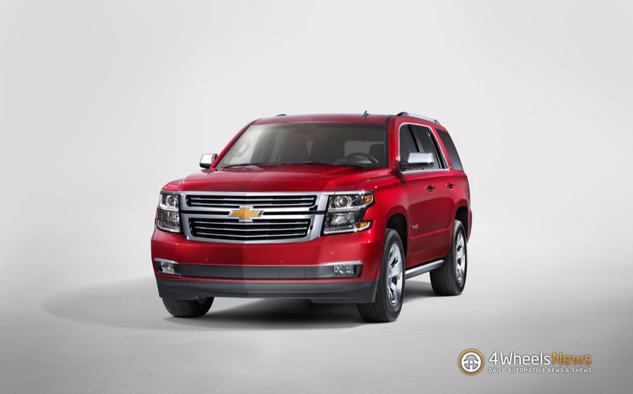 Pin By 4wheelsnews On Suvs Tahoe Car Chevrolet Tahoe 2015 Chevy Tahoe