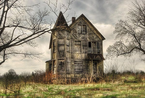 old,beautiful abandond places | Thinking of making a foreclosure your home sweet home? Better gather ...
