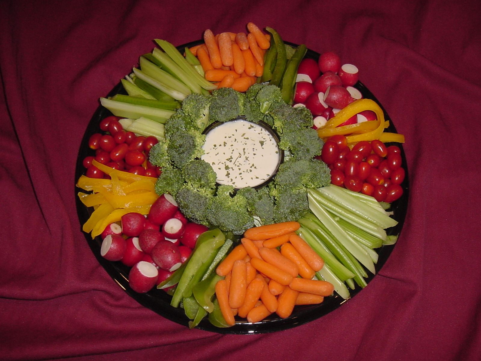 Party Food Platters, Food