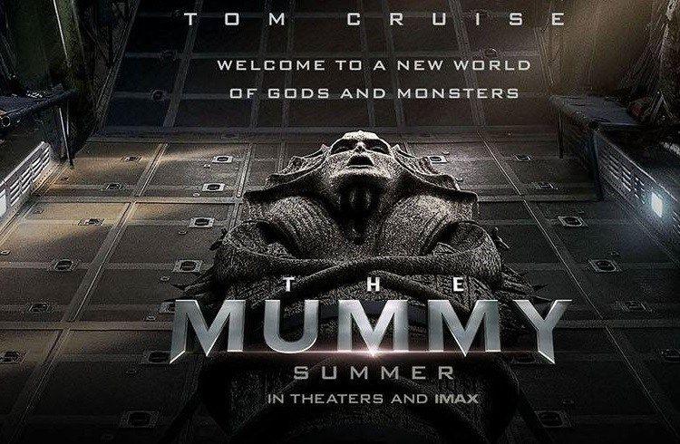 Kuvahaun tulos haulle the mummy film poster 2017