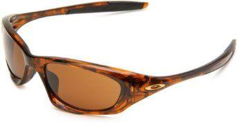 aab4813f40 Oakley Twenty OO9157 Oval Sunglasses