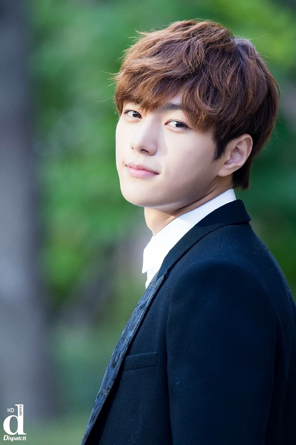 Well, good morning handsome. | Myungsoo, Kim myung soo ...
