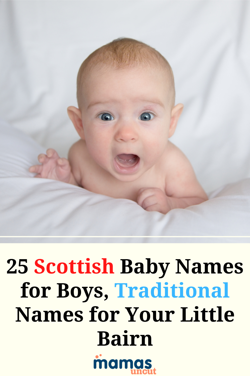 From the Lowlands to the Highlands, these Scottish names for boys exemplify the heroes and traditions of Scotland and all of its beauty.#boynames #nameideas #scottishnames