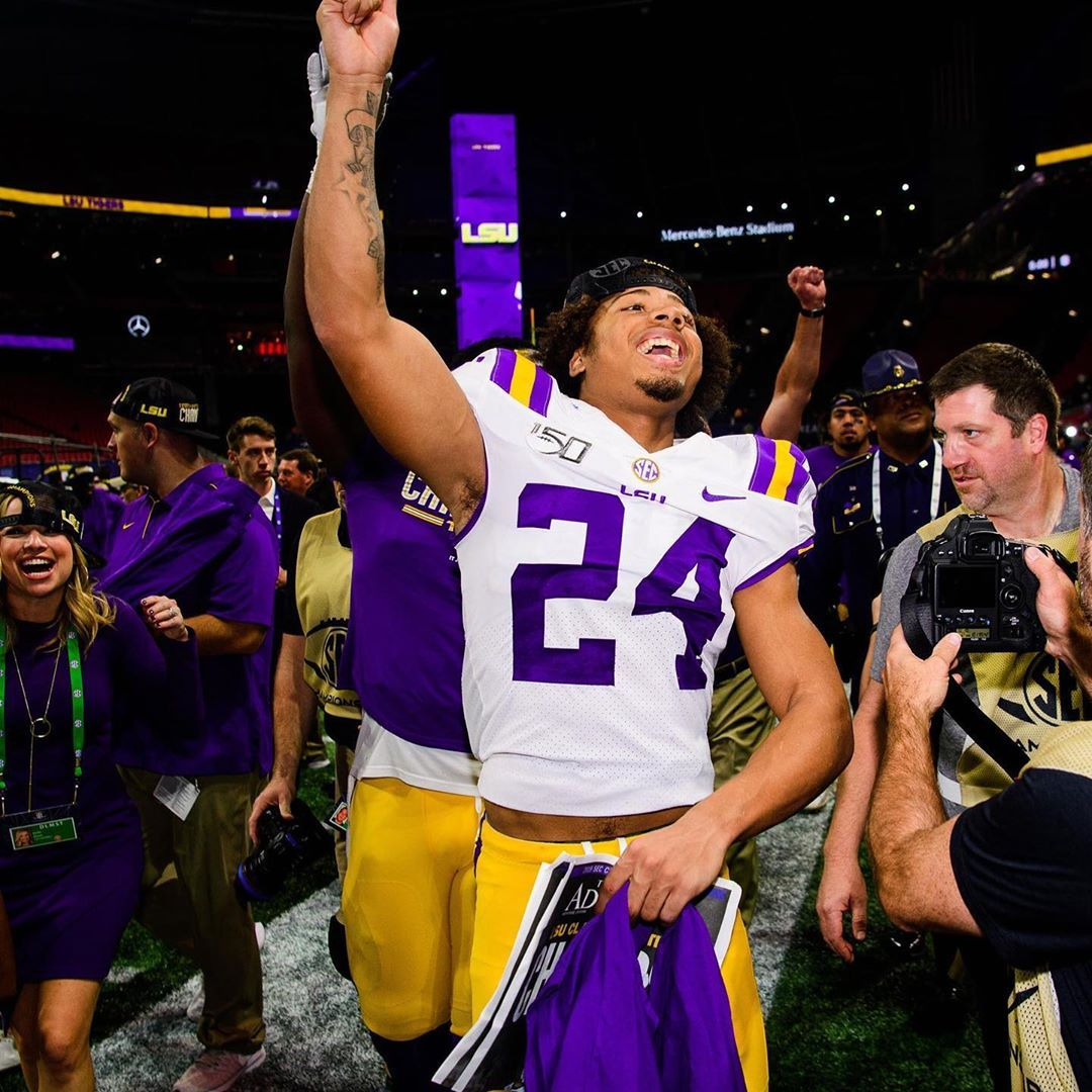 Geaux Tigahs 6 0k On Instagram Everyone Knows How Well Freshman Phenom Derek Stingley Played This Year But He Was Light In 2020 Lsu Lsu Tigers Lsu Tigers Football