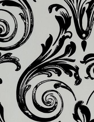 Convivio wallpaper from Nina Campbell