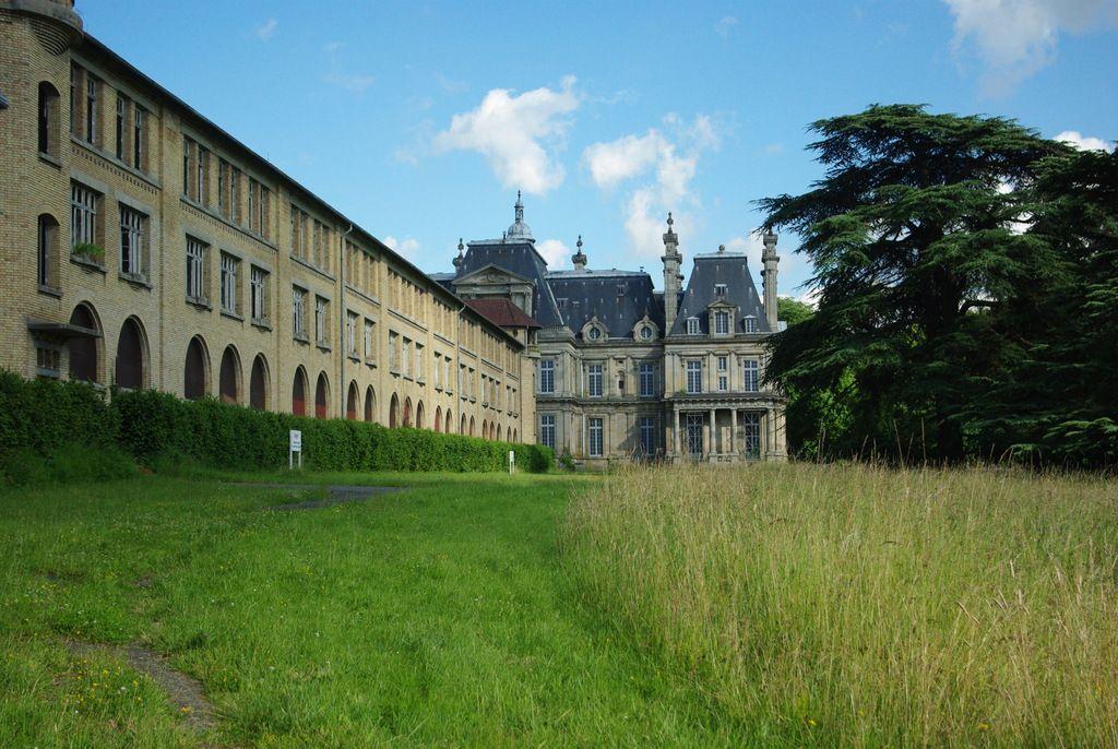 Abandoned Sanatorium Fernand Bezancon Saint Martin Du Tertre Val
