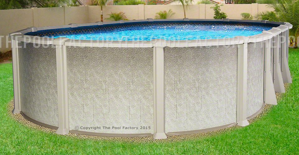 21 X43 X54 Saltwater 8000 Oval Pool Oval Pool Above Ground Pool In Ground Pools