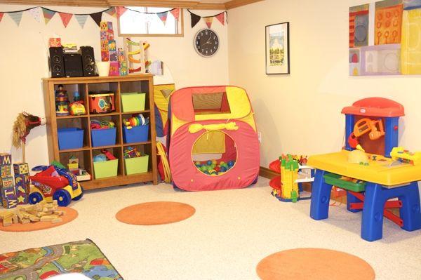 Little Artists Home Daycare In Burlington Toddler Home Daycare Daycare Decor Kids Daycare