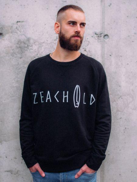 Zeachild Surf's Up Sweater