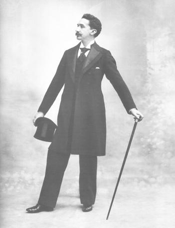 Comte Robert de Montesquiou - Photographie de Paul Nadar