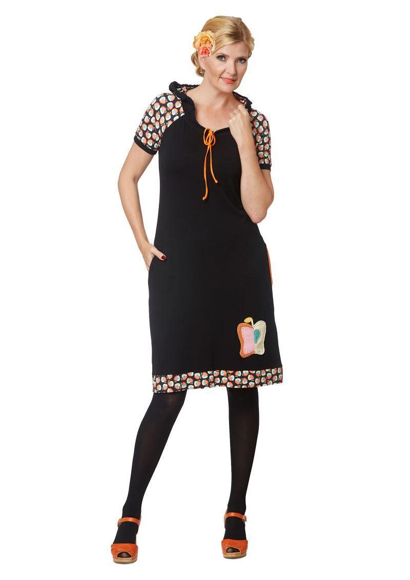 47b20171 du Milde kjole Serena Applejack | Jersey | Kjoler, Kjole og Stil