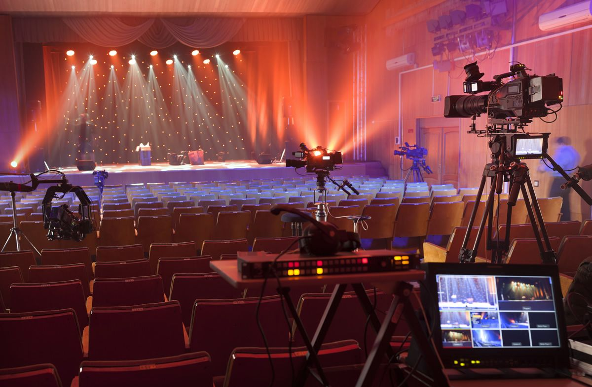 Live stream video production isn't anything new. It's been