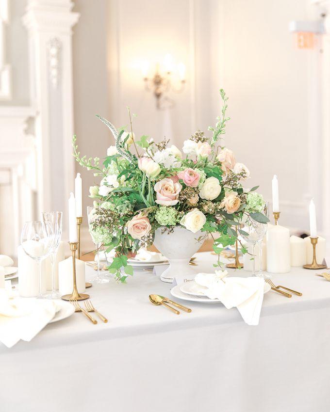 Soft Romantic Spring Wedding Ideas