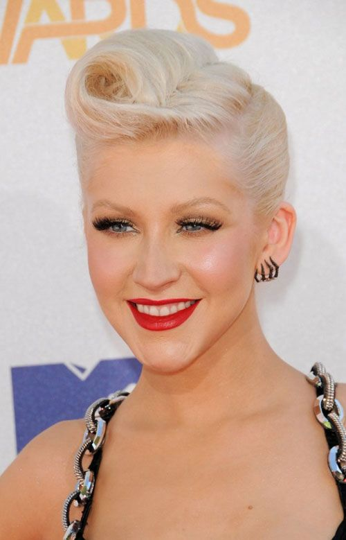 20 Sexy Pin Up Hairstyles For Short Hair Cool Trendy Short