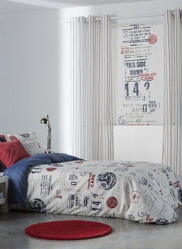 Idea de decoraci n habitaci n juvenil propuesta por scenes for Decoracion habitacion juvenil chico