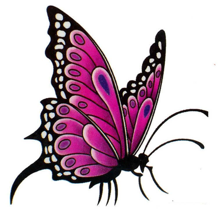 butterfly tattoo designs 3d – Tattoo Designs | butterfly stitches ...