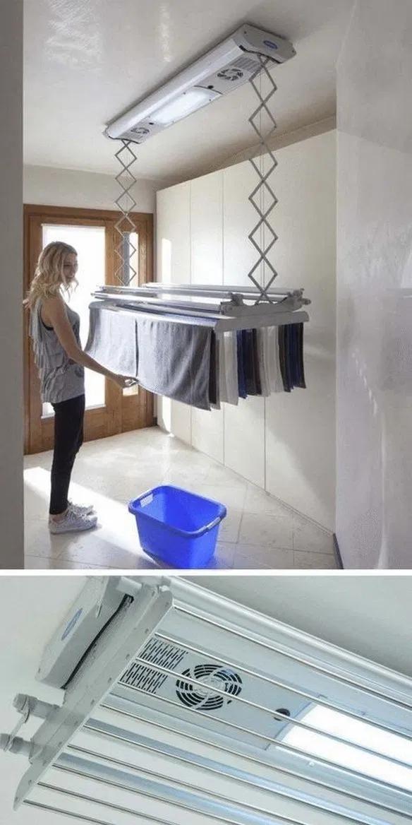 Photo of 54 erstaunliche DIY Waschküche Lagerregale Ideen