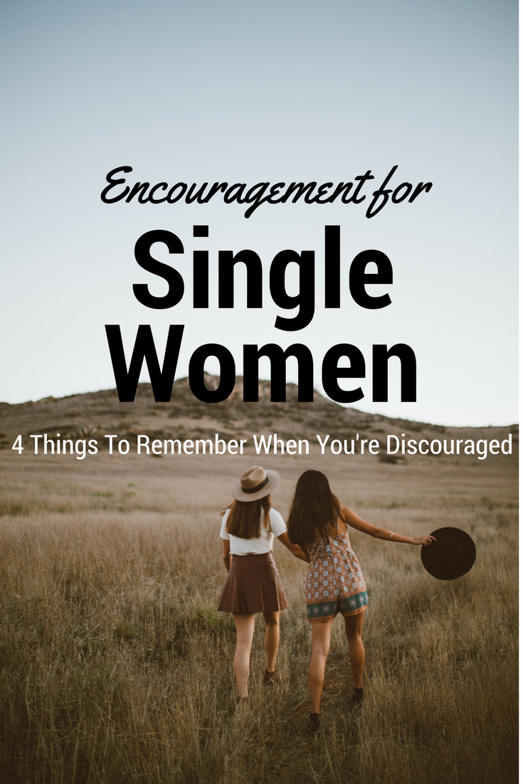 Feeling discouraged about dating