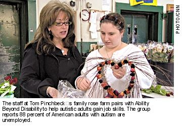 helping people with autism