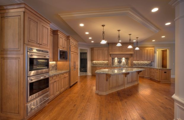 Dream Kitchen - Traditional L-shaped kitchen, cabinets, Casa By Charleston, Chicago