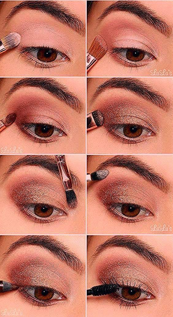 Photo of Lidschatten Inspiration zu Händen Augen Make up