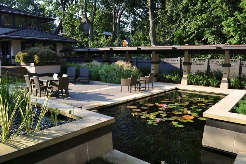 Frank Lloyd Wright Rochester NY gardens - Frank Lloyd Wright Rochester NY Gardens Gardener Frank Lloyd