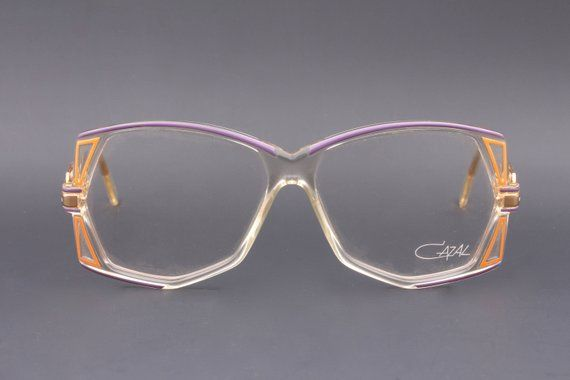 e5e33627a9be Cazal MOD 172 COL 217 W. Germany vintage eyeglasses 80 s