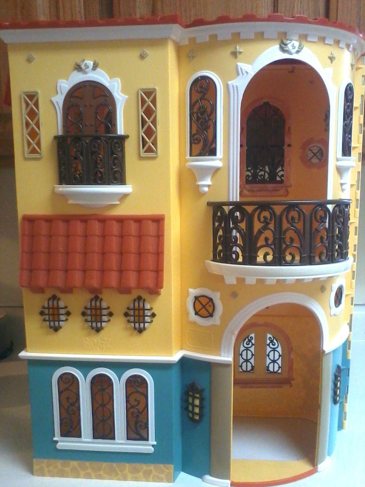 Bratz Barbie World Mansion Dollhouse With Furniture NEW Barbie Doll